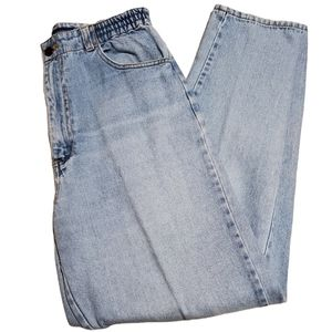 Vintage 80s 90s high waisted mom jeans Dixie Blues
